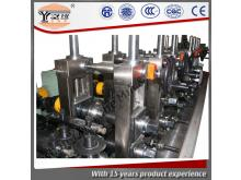 High Precision Stainless Steel Pipe Making Machine
