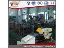 Abrasive Cutting SS Pipe Making Machine for Winery