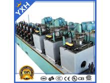 China Professional Rectangular SS Tube Making Mach