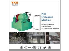 Carbon Steel Tube Embossing Machine