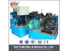Automatic Machine for Decorative SS Pipe Productio