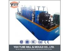 High Frequency Carbon Steel Tube Welding Machine W...