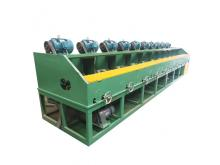 steel tube polishing machine